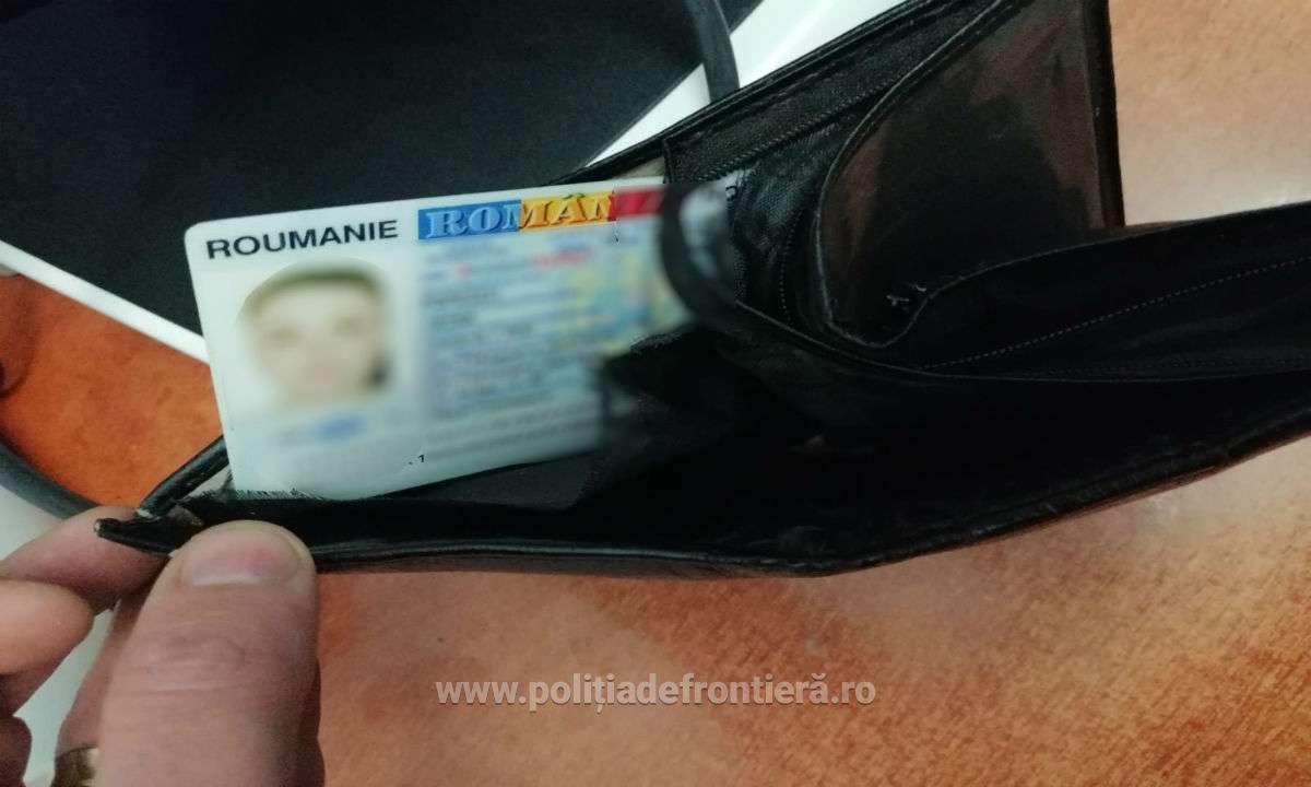 FOTO | Cărţi de identitate false descoperite de poliţiştii de frontieră