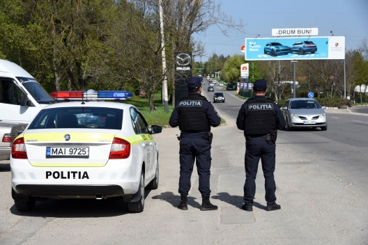 Trei mii de polițiști la datorie în perioada Sărbătorilor Pascale