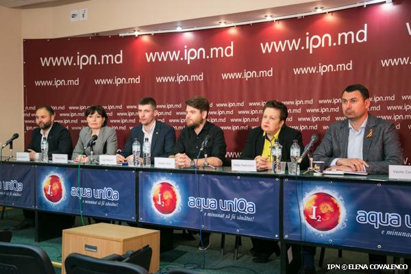 Trei asociații unioniste și trei formațiuni politice anunță crearea Blocului UNIREA. Vor să participe la alegeri împreună