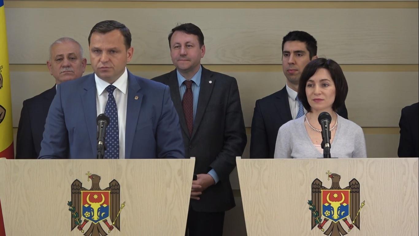 Deputații BP ACUM vor capul Procurorului general și anularea legii cetățeniei prin investiție