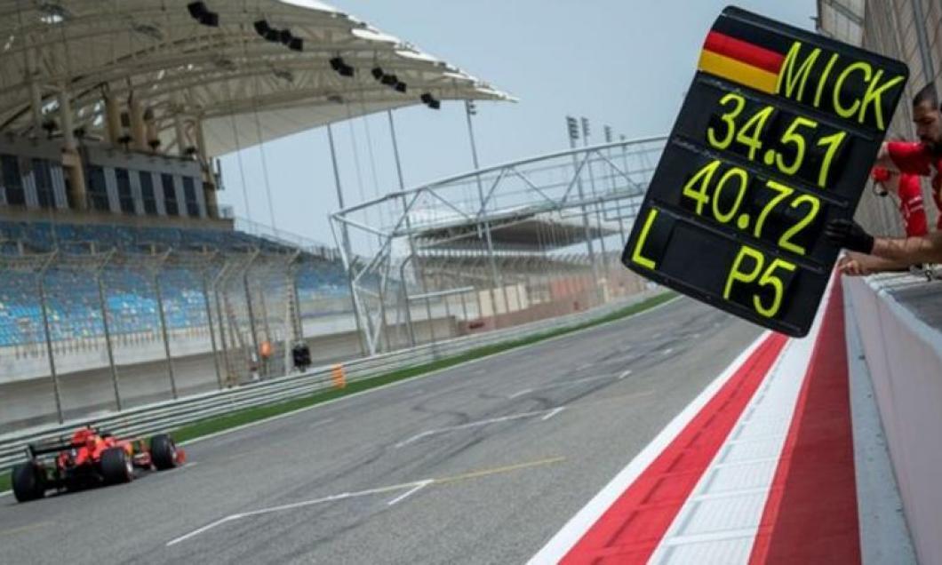 Sânge de campion! Rezultatul fantastic obținut de Mick Schumacher la volanul Ferrari