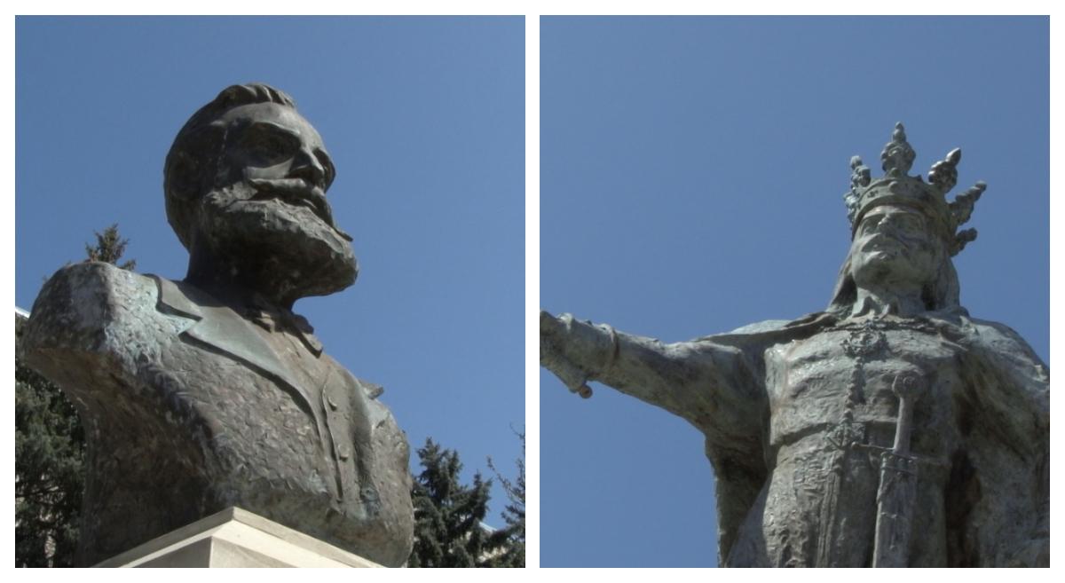 Cum Ștefan cel Mare și Gheorghe Rîșcanu s-au înălțat fără voia Guvernului la Rîșcani