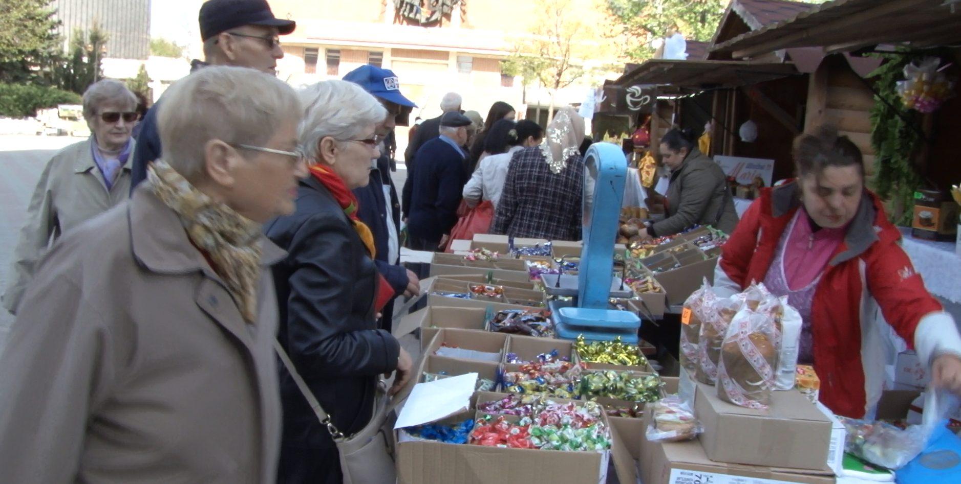 VIDEO | La Piața Centrală din Bălți prețurile la produsele pentru Masa de Paște au săltat simțitor