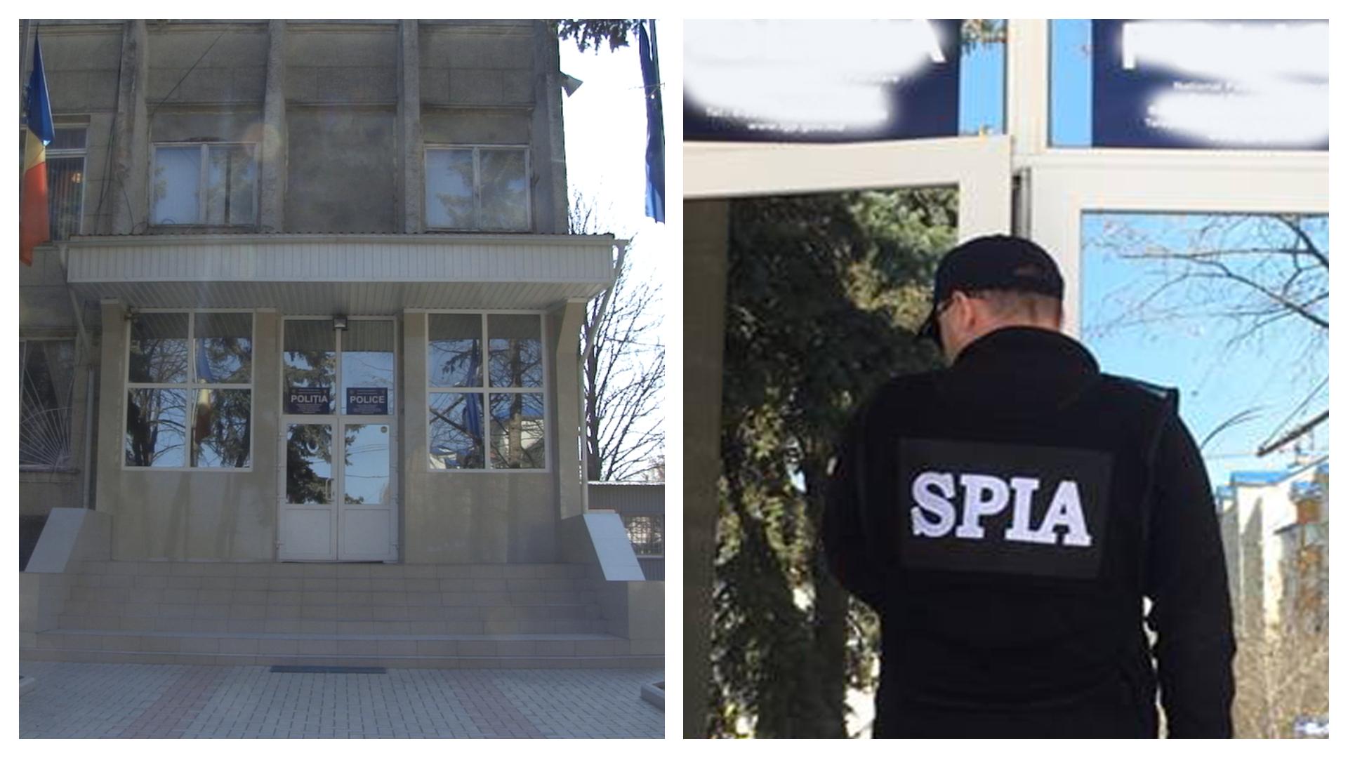 FOTO | Schemă corupțională cu implicarea angajaților INP deconspirată de ofițerii SPIA și procurorii anticorupție