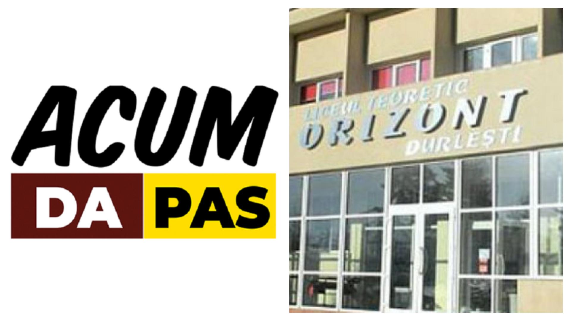 DOC | Deputații ACUM cer informații de la SIS și MAI despre expulzarea celor șapte angajați ai liceului Orizont