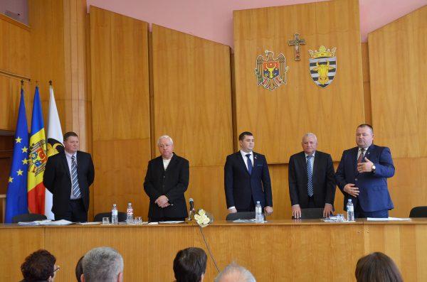 """Raionul Glodeni are un nou președinte: """"Voi încerca să nu vă dezamăgesc"""""""