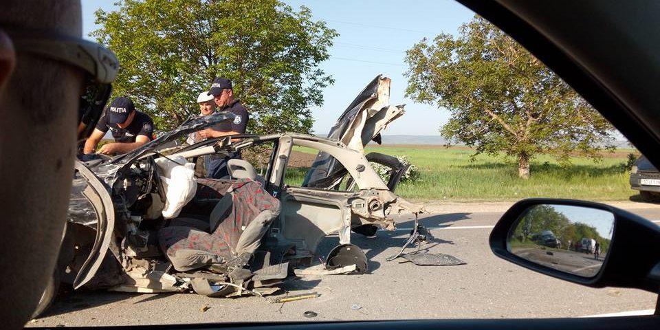 36 de accidente rutiere au avut loc în R. Moldova în ultimele 24 de ore