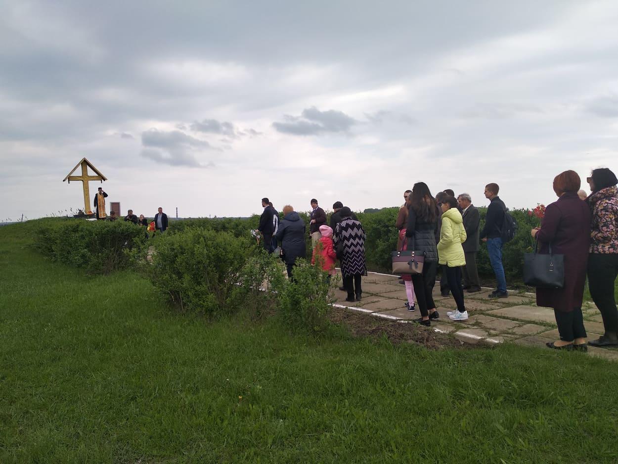 FOTO | Comemorarea victimelor lagărului de prizonieri de război din Bălți