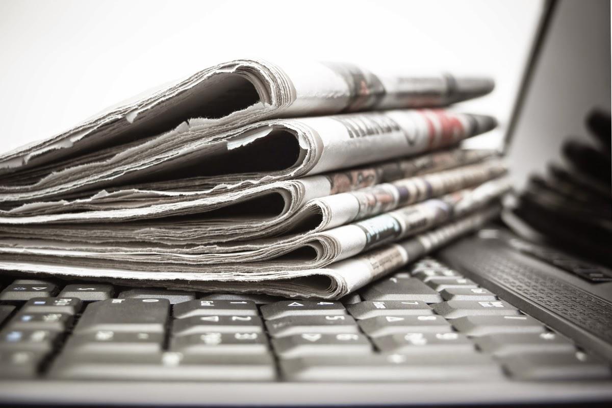 Noi accesăm mai mult internetul, ziarele nu se mai cumpără