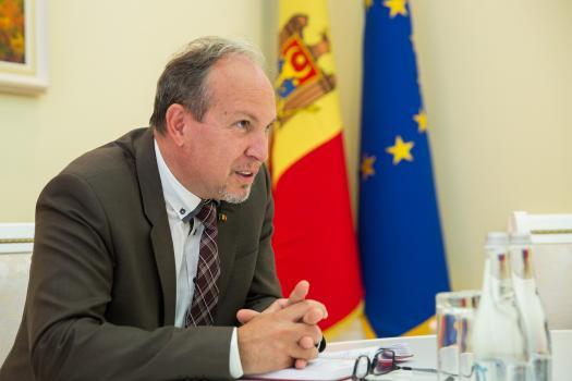Buletinele pentru europarlamentare au ajuns în Republica Moldova