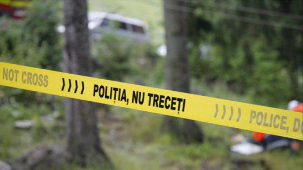 Un șofer de 21 ani a fugit de la locul accidentului produs în raionul Glodeni