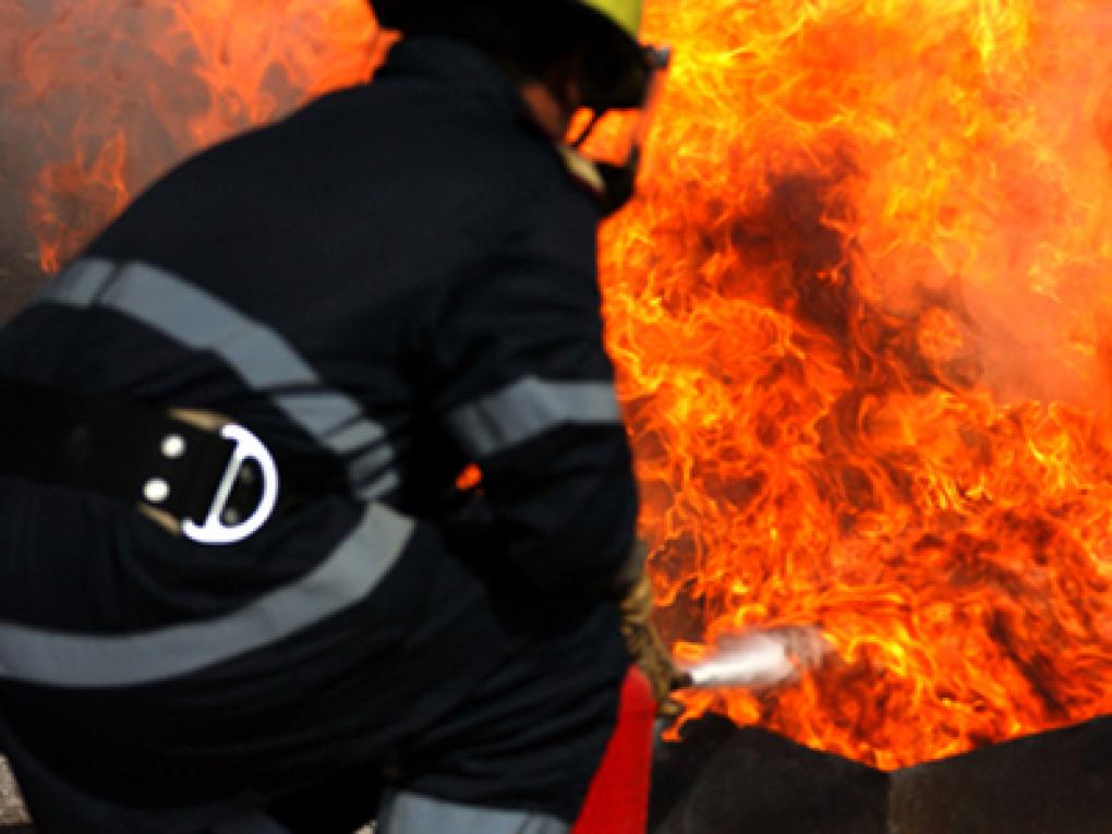 Un bărbat din Drochia  a decedat după ce casa în care se afla a luat foc