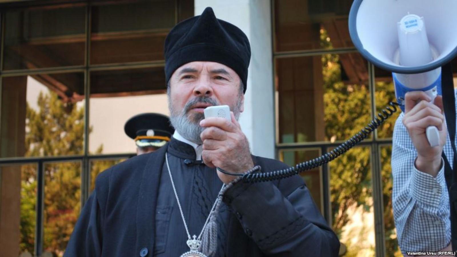 Anatol Moraru // Episcopul Marchel între religie, comunism și antiromânism