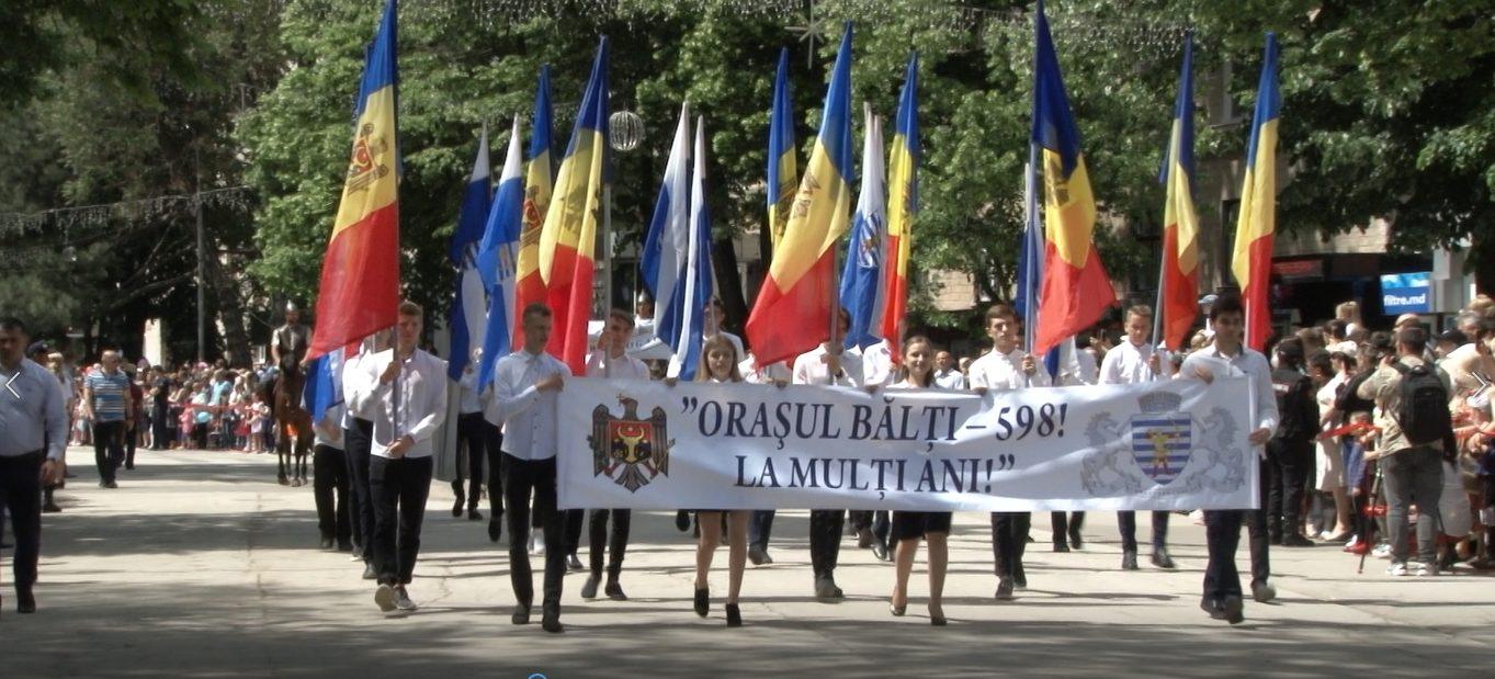 VIDEO| Bălțenii sărbătoresc Hramul Orașului