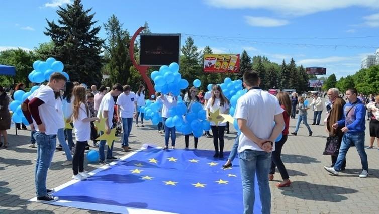 Pe lângă Chișinău și Cahul, Ziua Europei va fi marcată și la Bălți