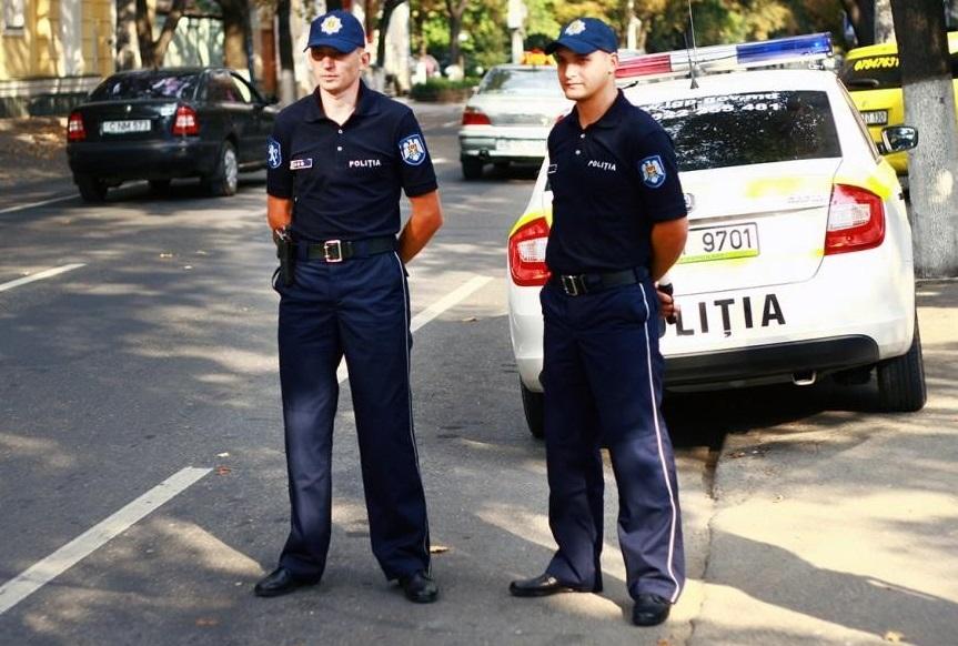 Aproape 2000 de polițiști vor fi la datorie în data de 9 mai
