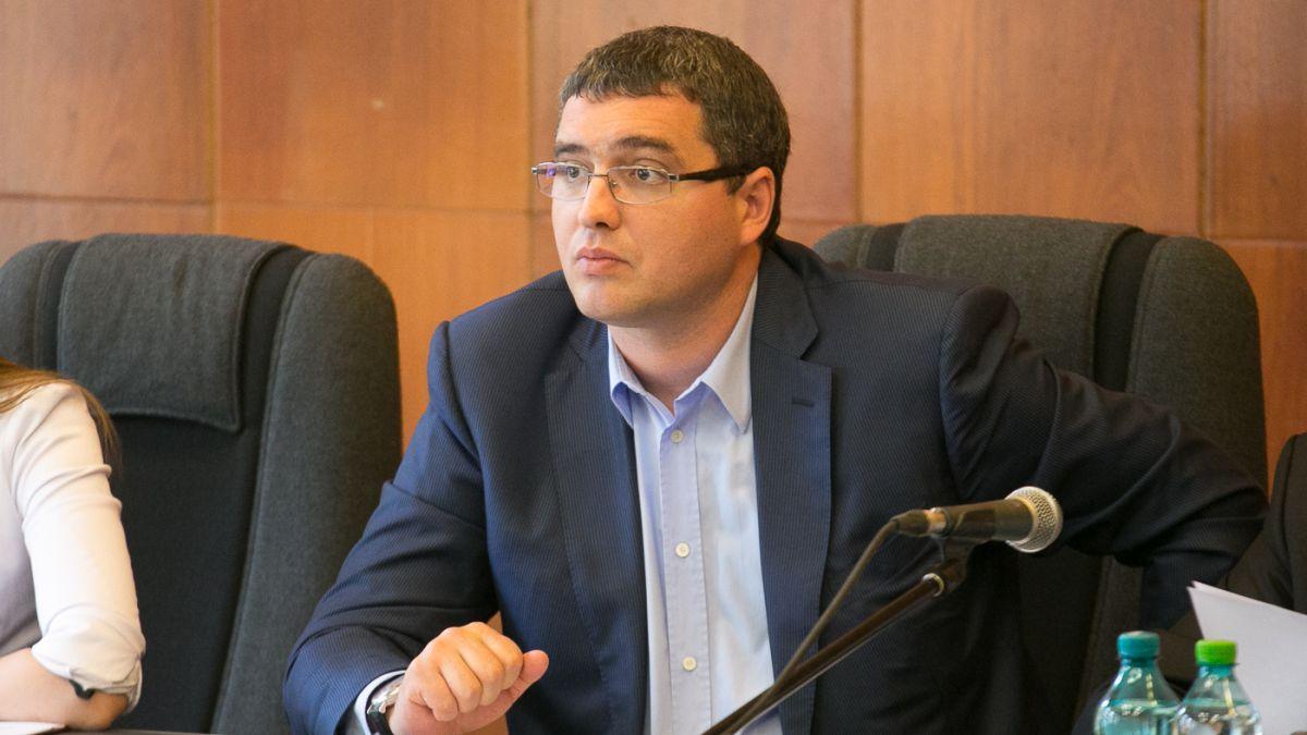 Renato Usatîi a fost dat în căutare de autoritățile ruse