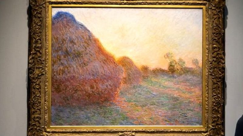 Un tablou de Monet vândut cu peste 110 de milioane de euro; Nou record pentru pictorul francez