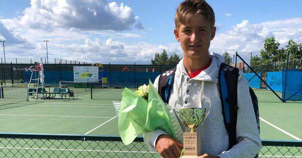 Tenismenul moldovean Ilie Snițari a ocupat locul doi la dublu la J3 Kyiv