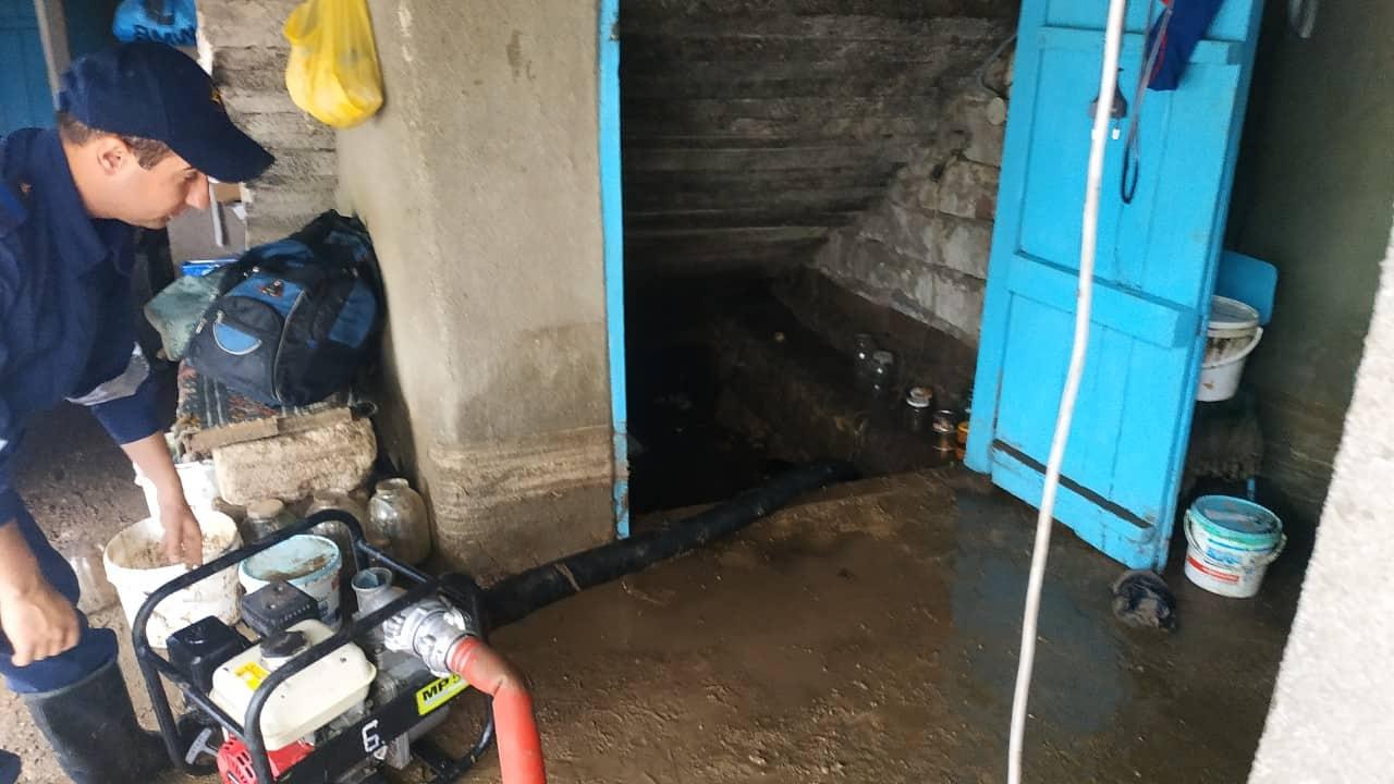 Ploile torențiale din ultimele zile au făcut ravagii în nordul țării