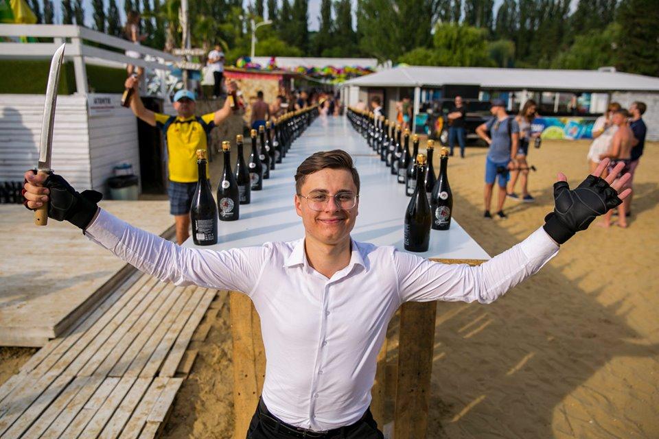 Un tânăr din Florești a înregistrat două recorduri Guinnes