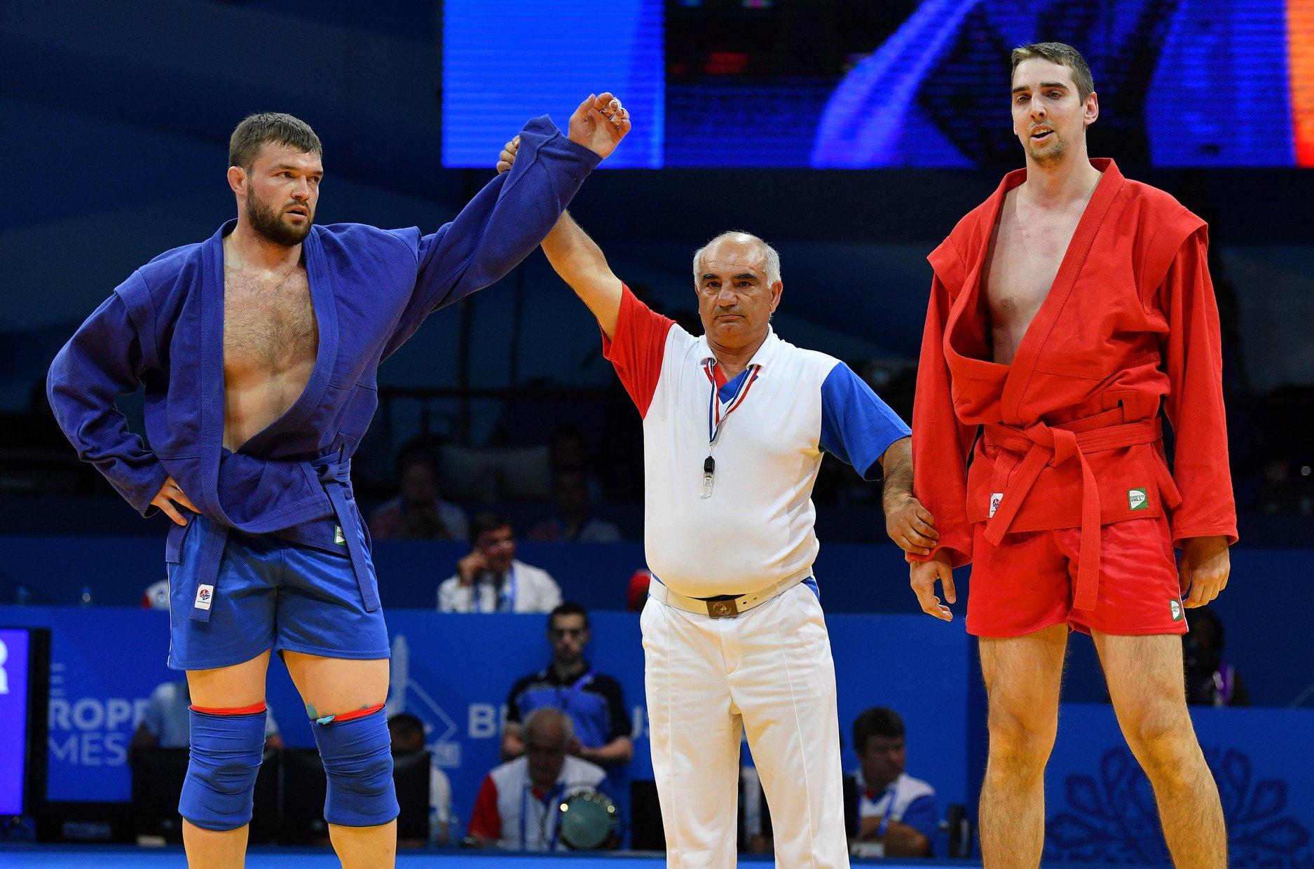 Un sambist bălțean aduce prima medalie pentru Moldova la Jocurile Europene de la Minsk