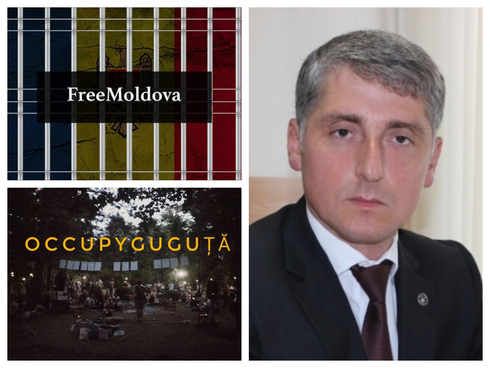 Societatea civilă cere demisia Procurorului General Eduard Harunjen