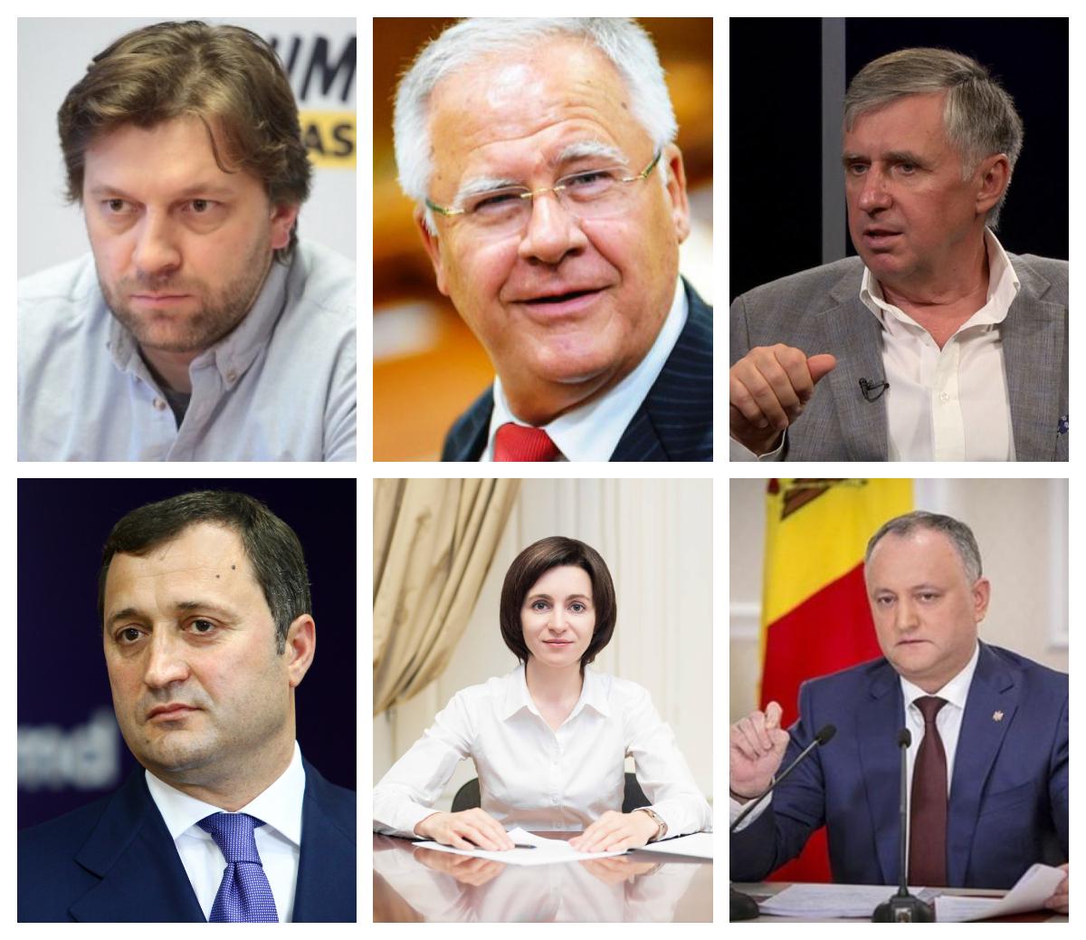CE SPUN POLITICIENII MOLDOVENI DESPRE DEMISIA LUI PLAHOTNIUC DIN FUNCȚIA DE PREȘEDINTE AL PD