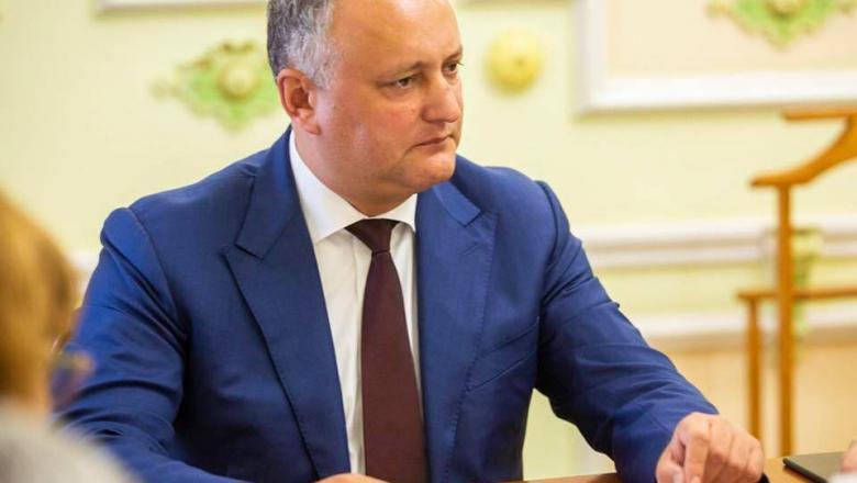 Cum va proceda PDM-ul și Plahotniuc mai departe cu Moldova? Alte trei scenarii enunțate de Dodon