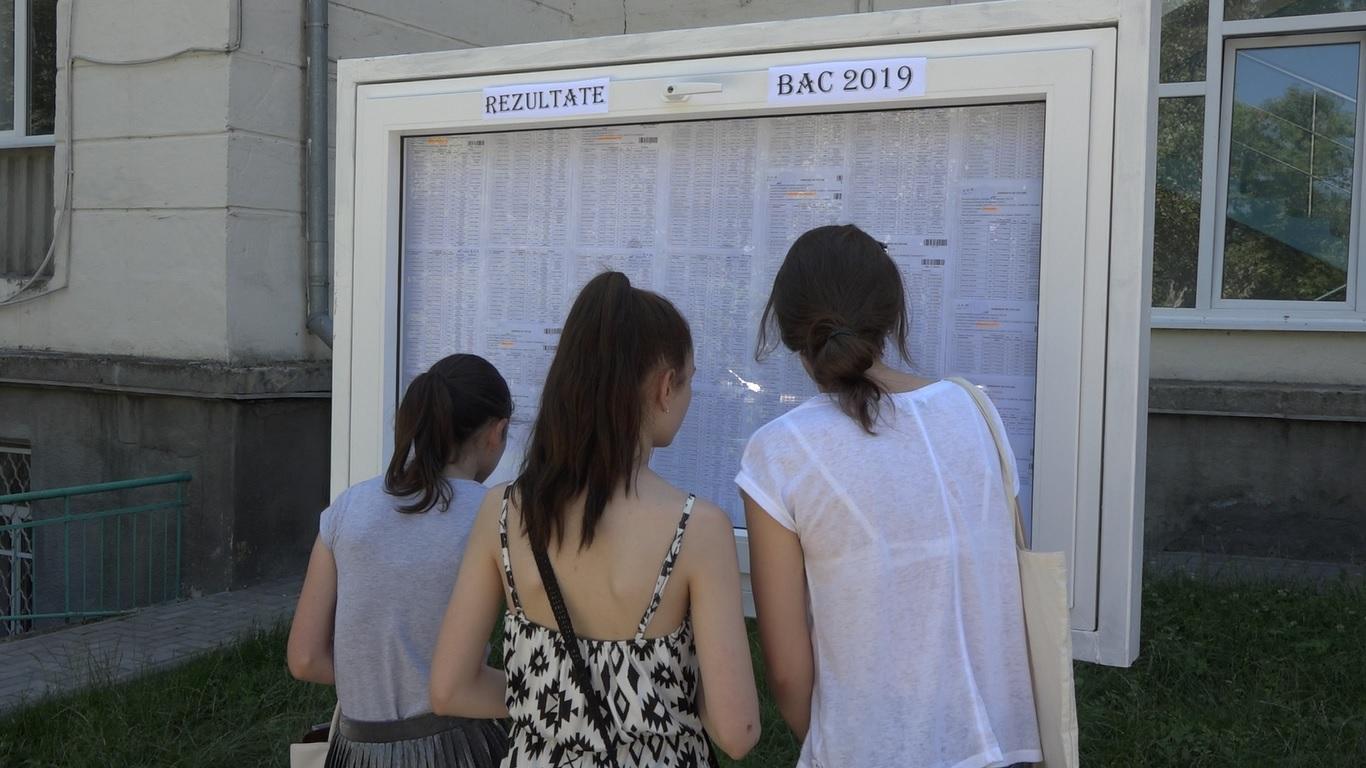 VIDEO | Peste 87 la sută dintre liceenii din republică au susținut examenele de BAC