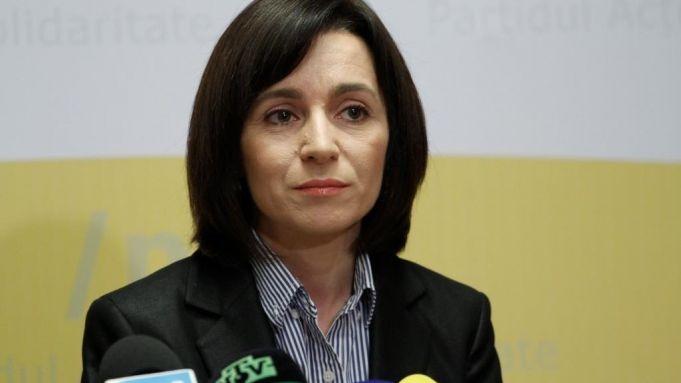 """Maia Sandu: """"Aveam informații încă din septembrie că Dodon negociază cu deputații lui Plahotniuc și pregătește debarcarea Guvernului"""""""