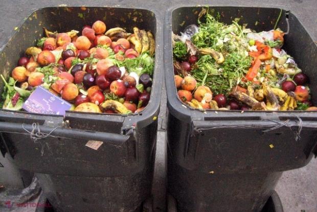 R. Moldova a hotărât să prevină pierderile alimentare