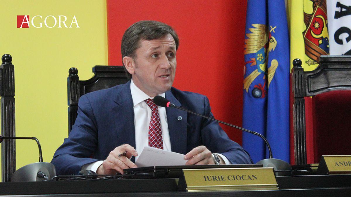 Iurie Ciocan și-a dat demisia din funcția de membru al CEC