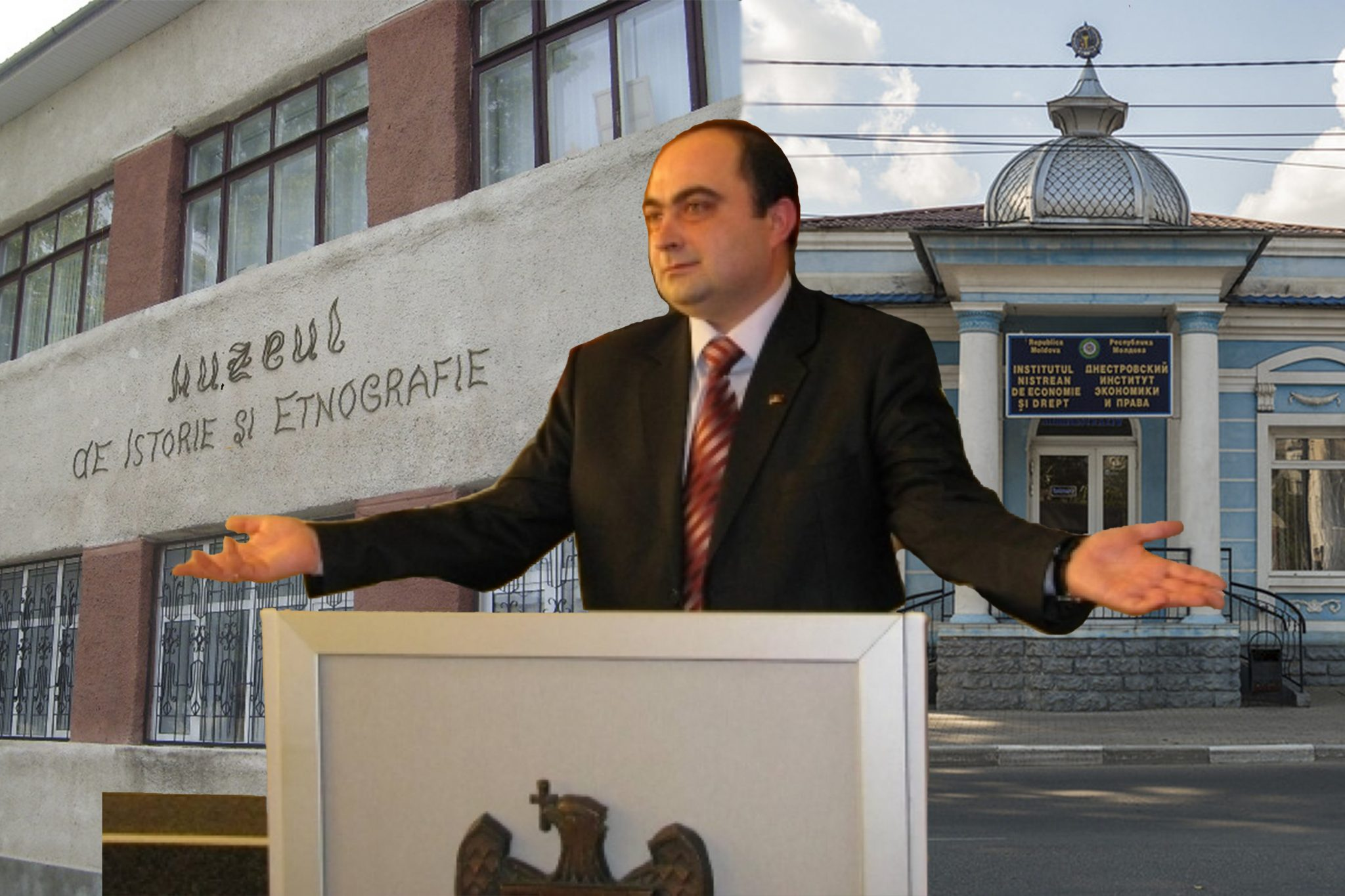VIDEO | Democratul Octavian Mahu se opune transferării Muzeului din Bălți într-un edificiu nou