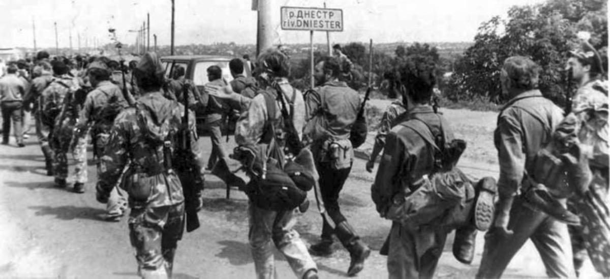 Războiul de pe Nistru.  27 de ani de la bătălia de la Tighina – cea mai violentă confruntare