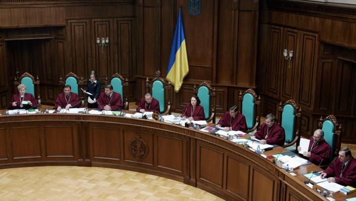 Curtea Constituțională din Ucraina confirmă organizarea alererilor parlamentare în luna iulie
