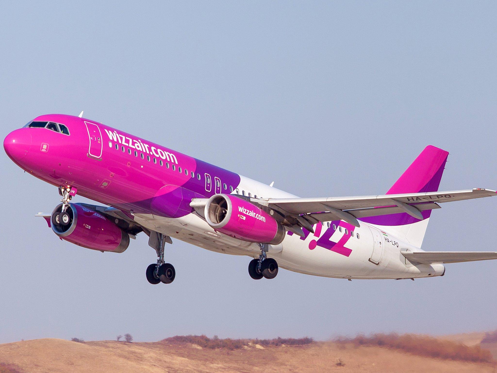 Wizz Air va avea în acest an o creștere a numărului de pasageri și a profitului