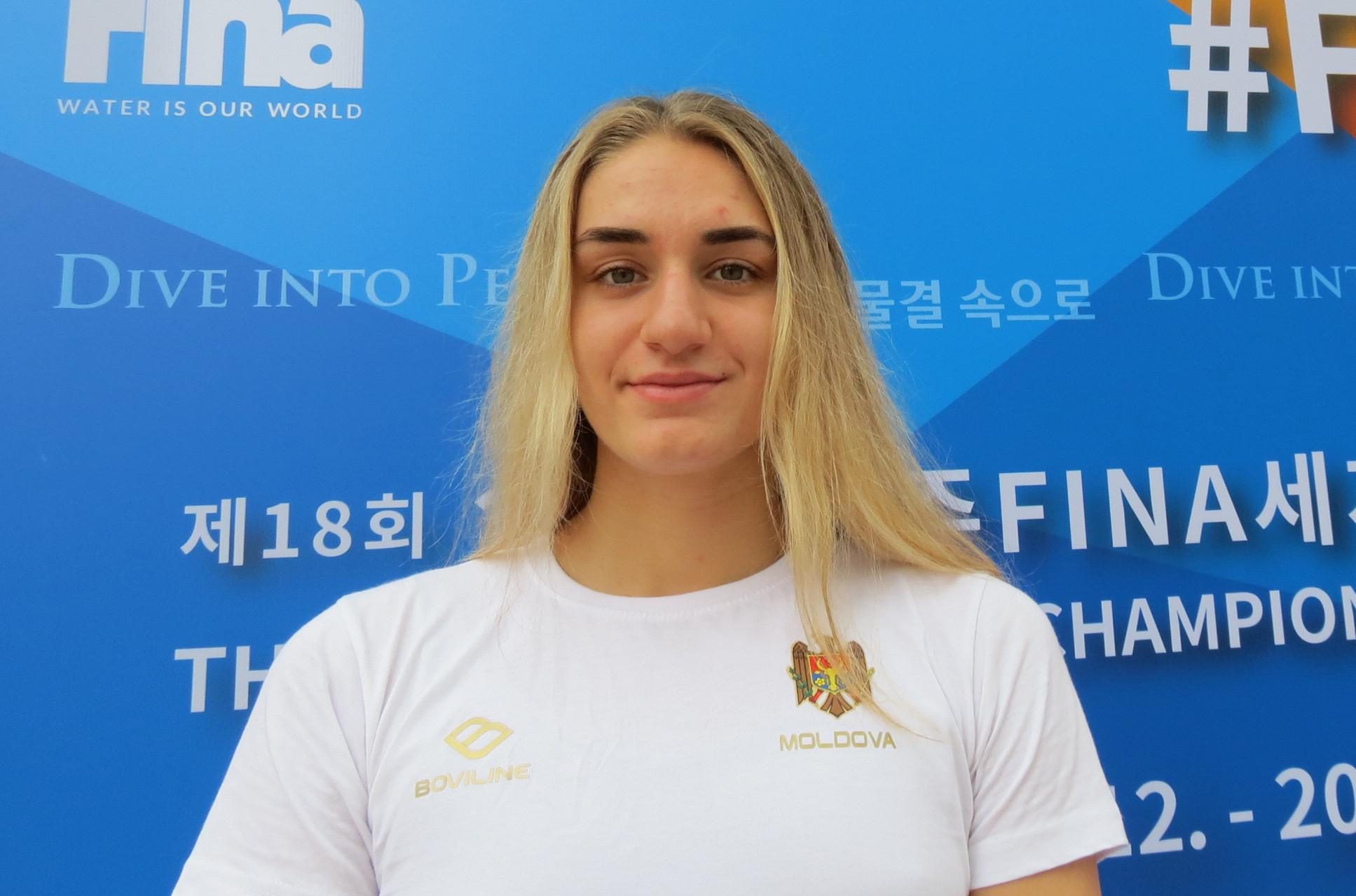 Tatiana Salcuțan s-a calificat la Jocurile Olimpice de la Tokyo
