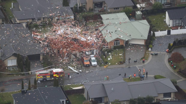 Explozie în Noua Zeelandă. Mai mulți oameni, răniți în urma deflagrației