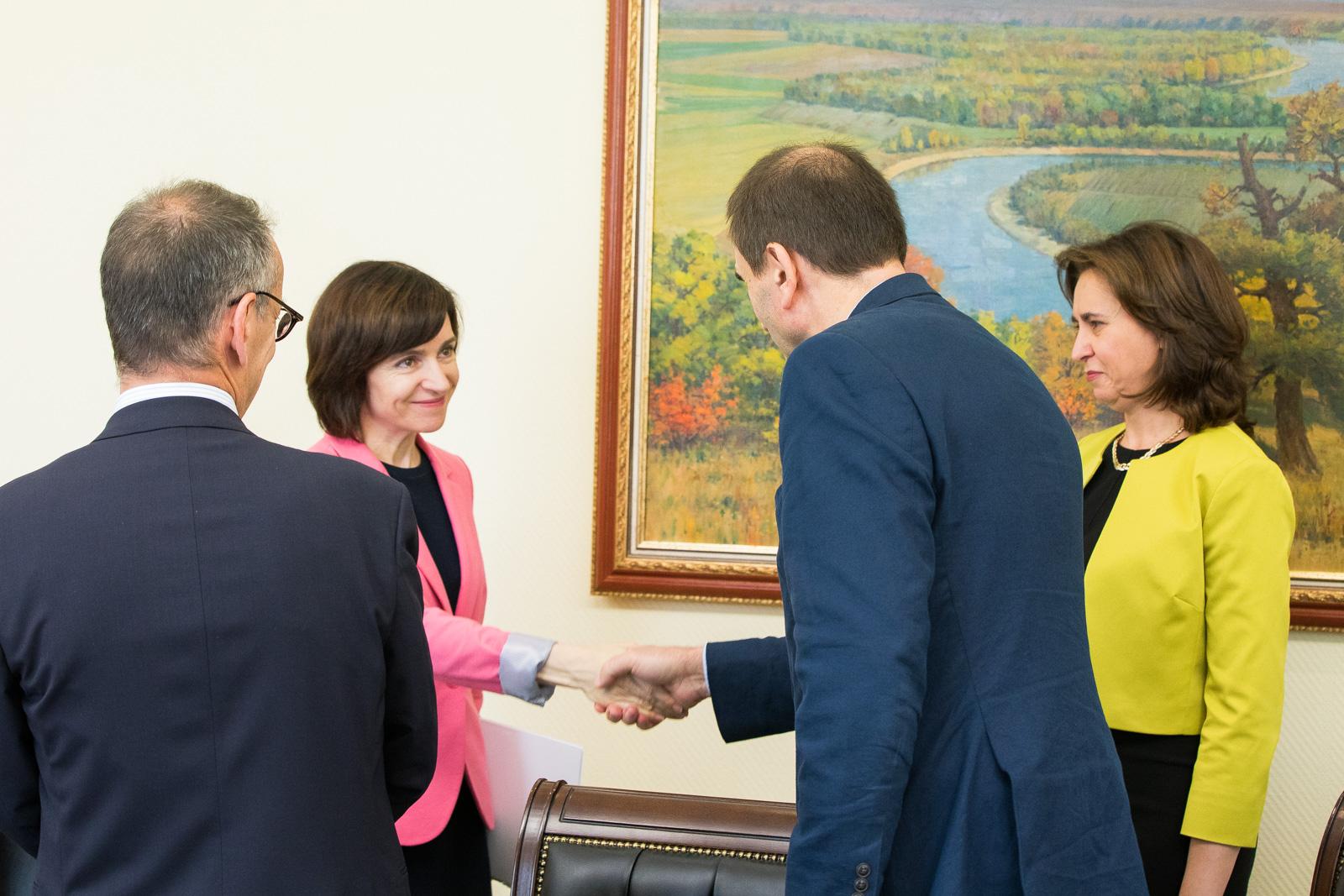 Guvernul și BERD au trasat prioritățile comune de cooperare