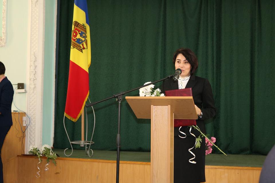 INTERVIU // Natalia Gașițoi: Sperăm că vom inspira tinerilor încredere pentru a alege instituția noastră