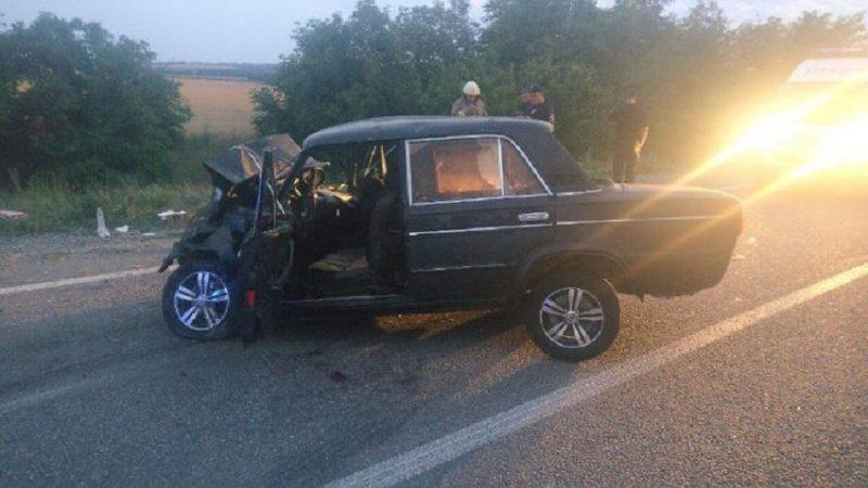 Doi moldoveni au murit în urma unui grav accident în Ucraina
