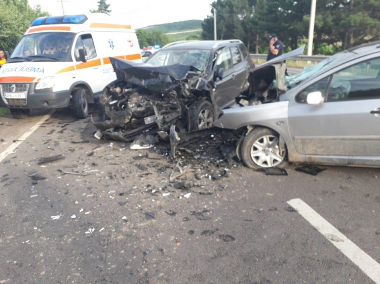 Accident tragic în satul Alexandru cel Bun din raionul Soroca