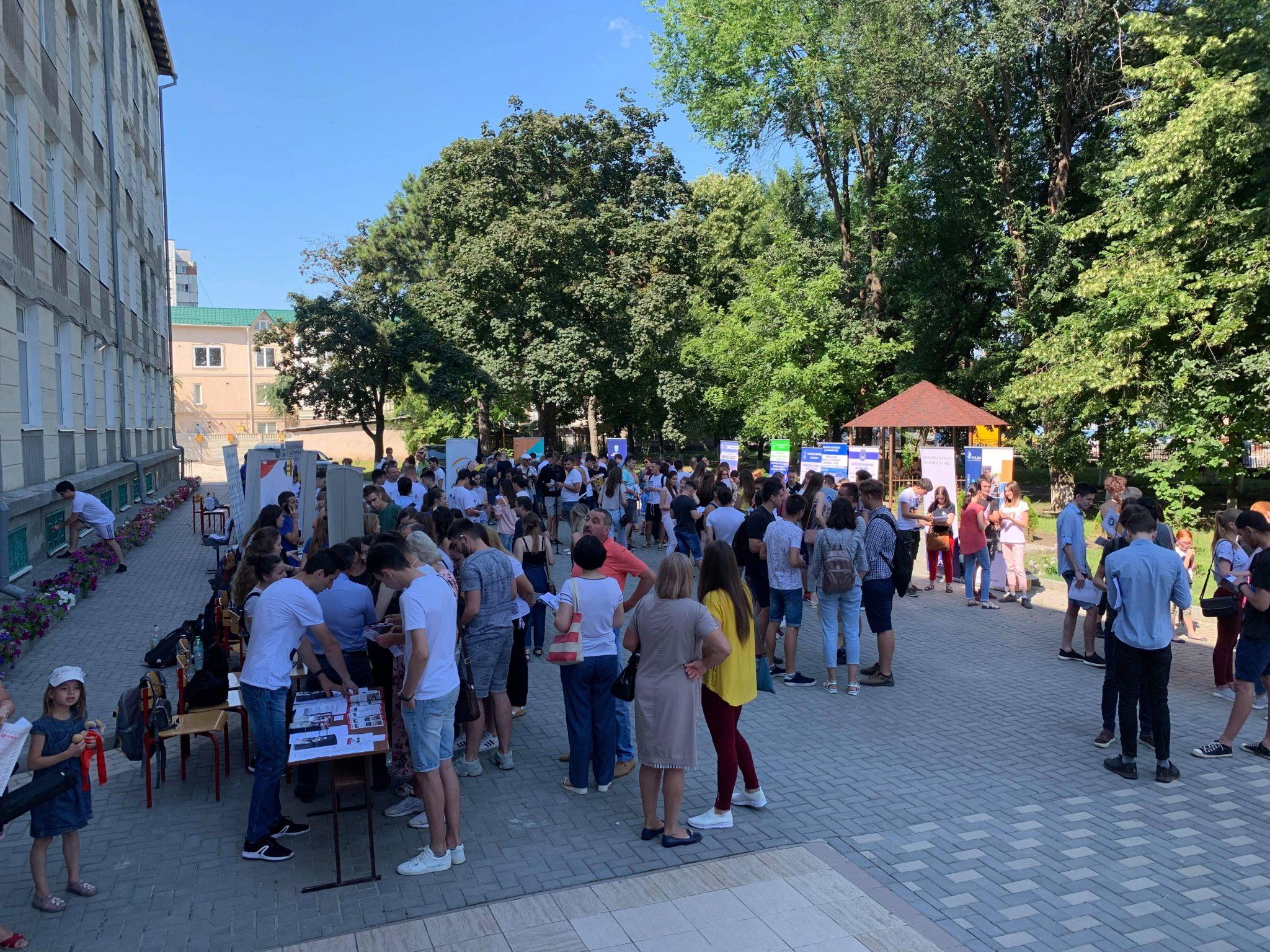 VIDEO | Absolvenții liceelor din nordul țării optează pentru studii la  universitățile din România