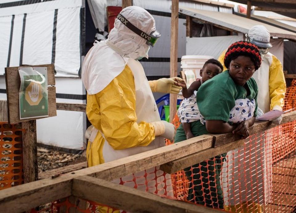 Epidemia de Ebola constituie o urgenţă publică de sănătate mondială