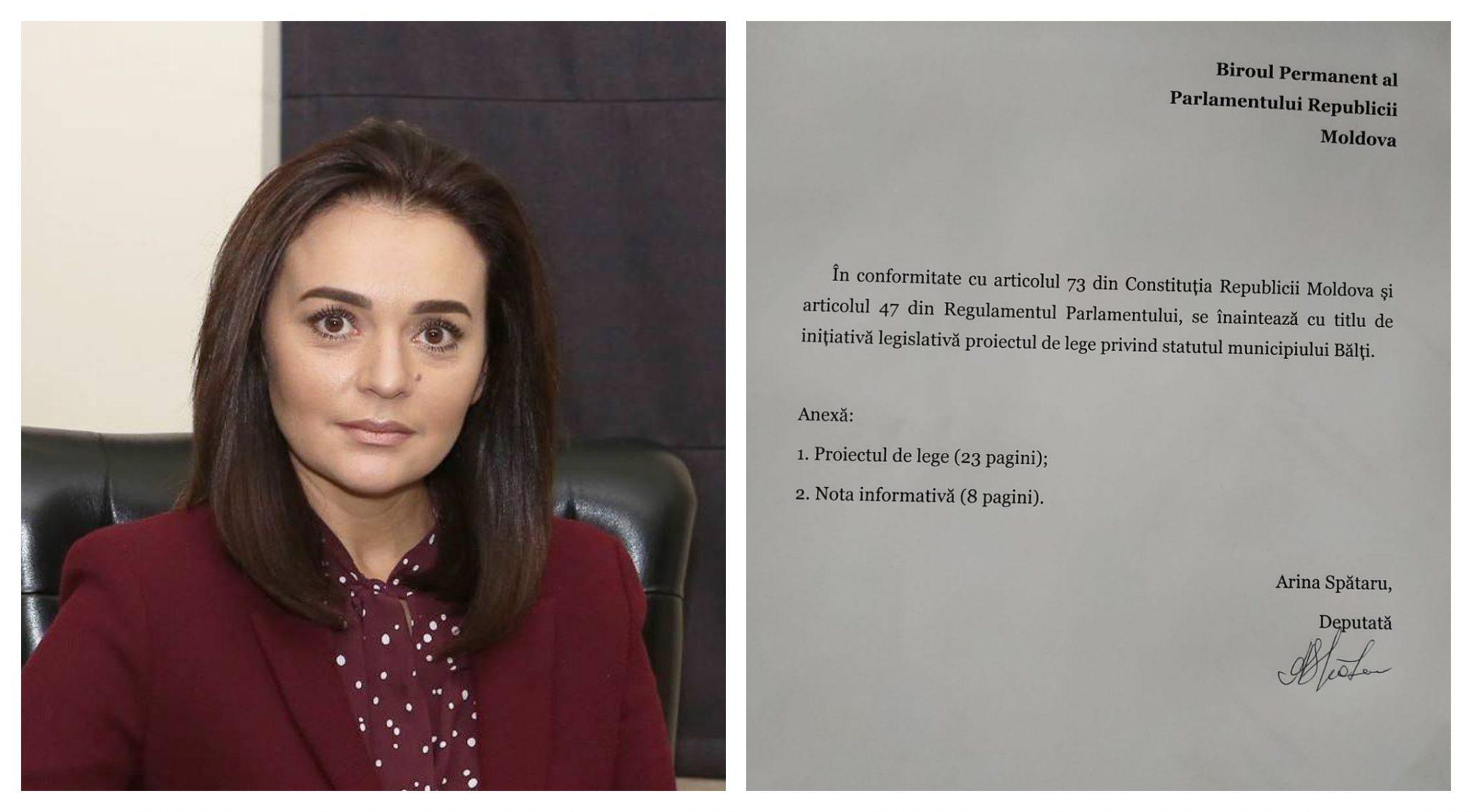 Un consilier local se arată nemulțumit de Proiectul Legii cu privire la Statutul municipiului Bălți