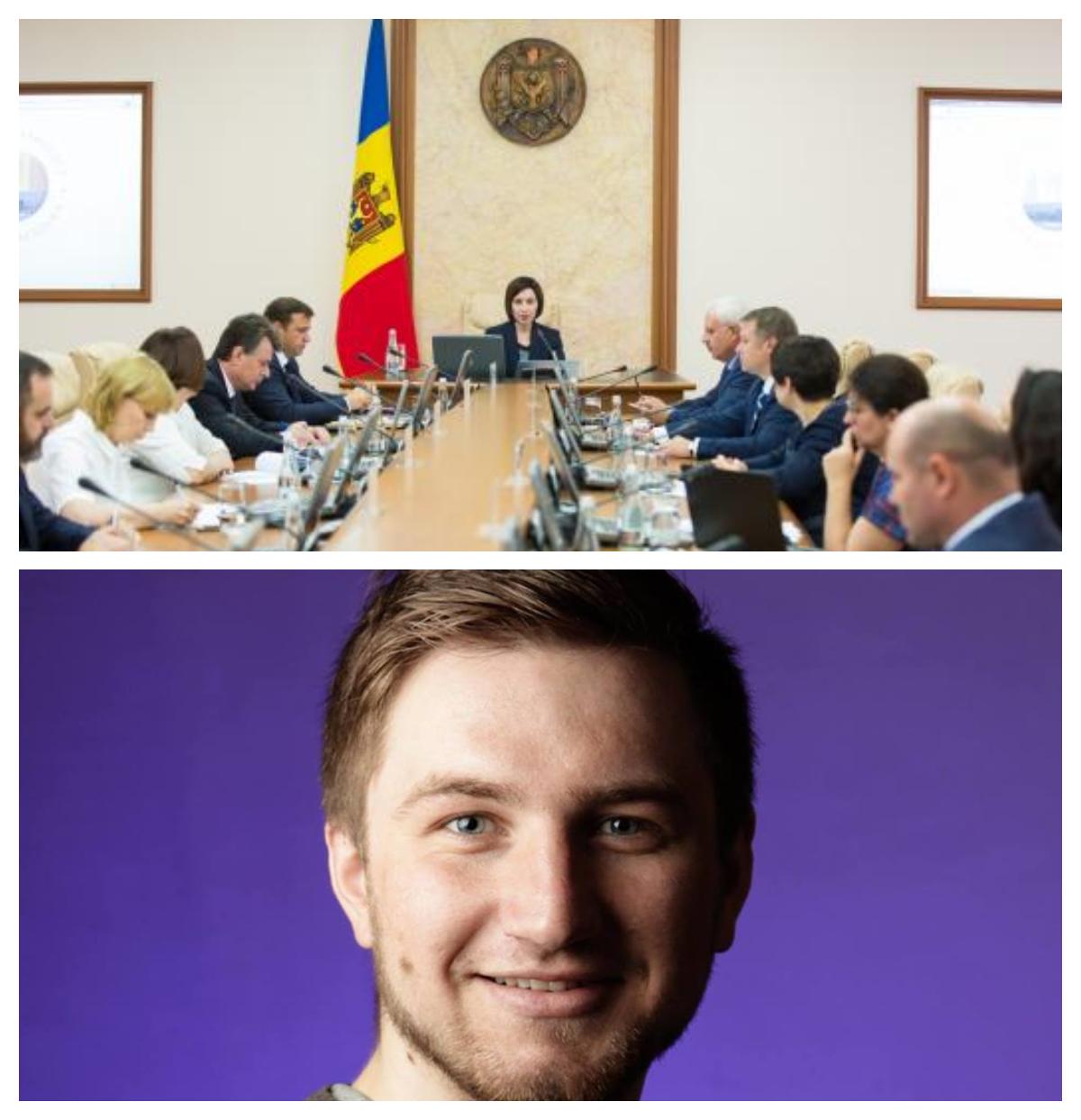 Guvernul salută inițiativa lui Andrei Lambarschi, tânărul stabilit în Irlanda care vrea să doneze echipament IT  centrelor comunitare din Moldova