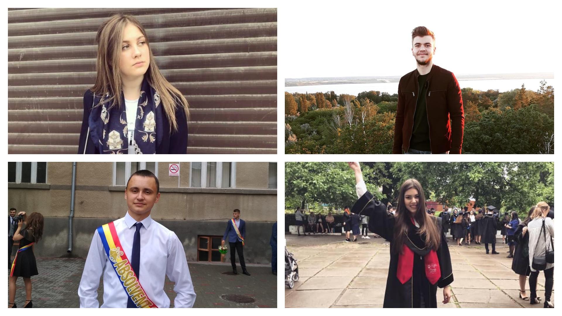 De ce tinerii din RM  aleg să-și facă studiile în România