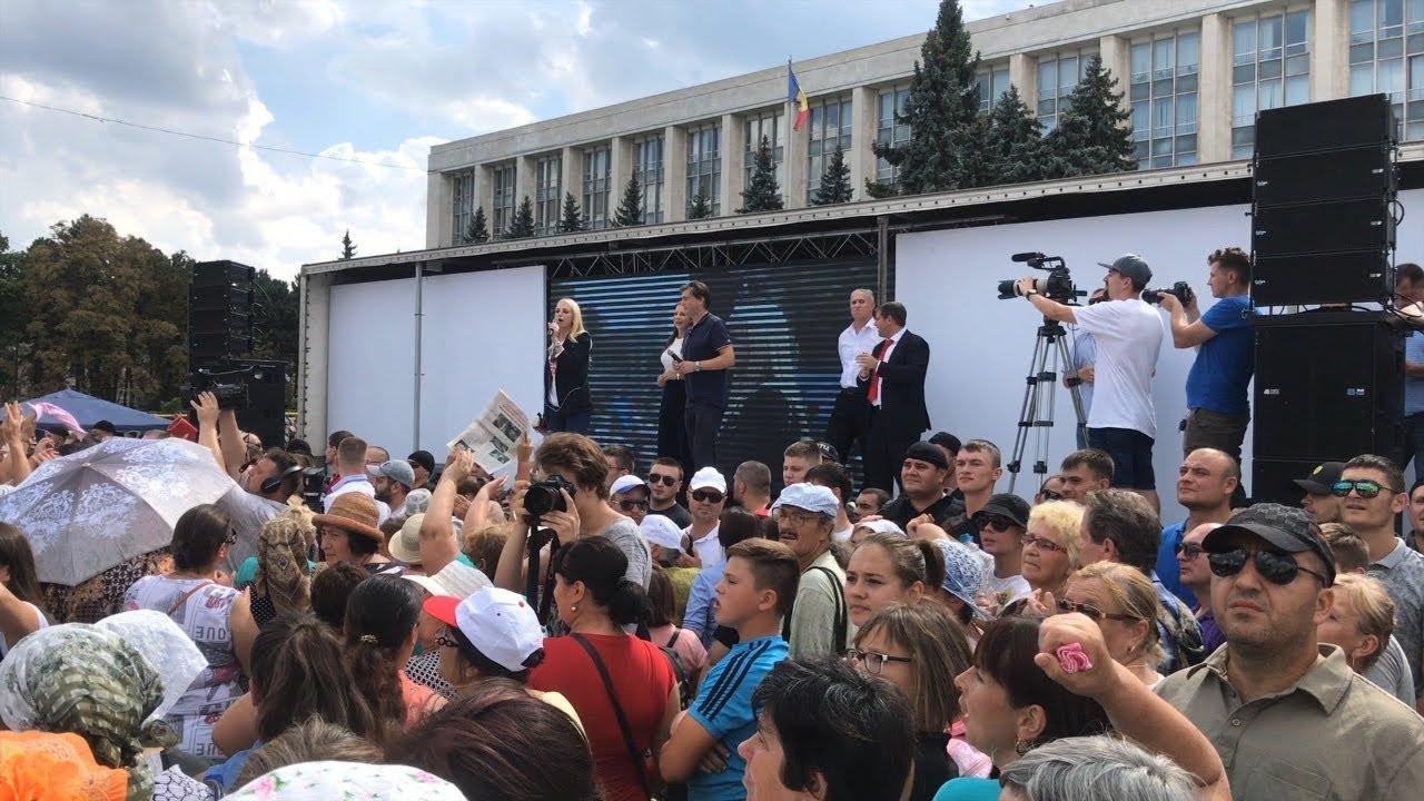 Ilan Șor intenționează să-și aducă mâine simpatizanții la Chișinău pentru proteste