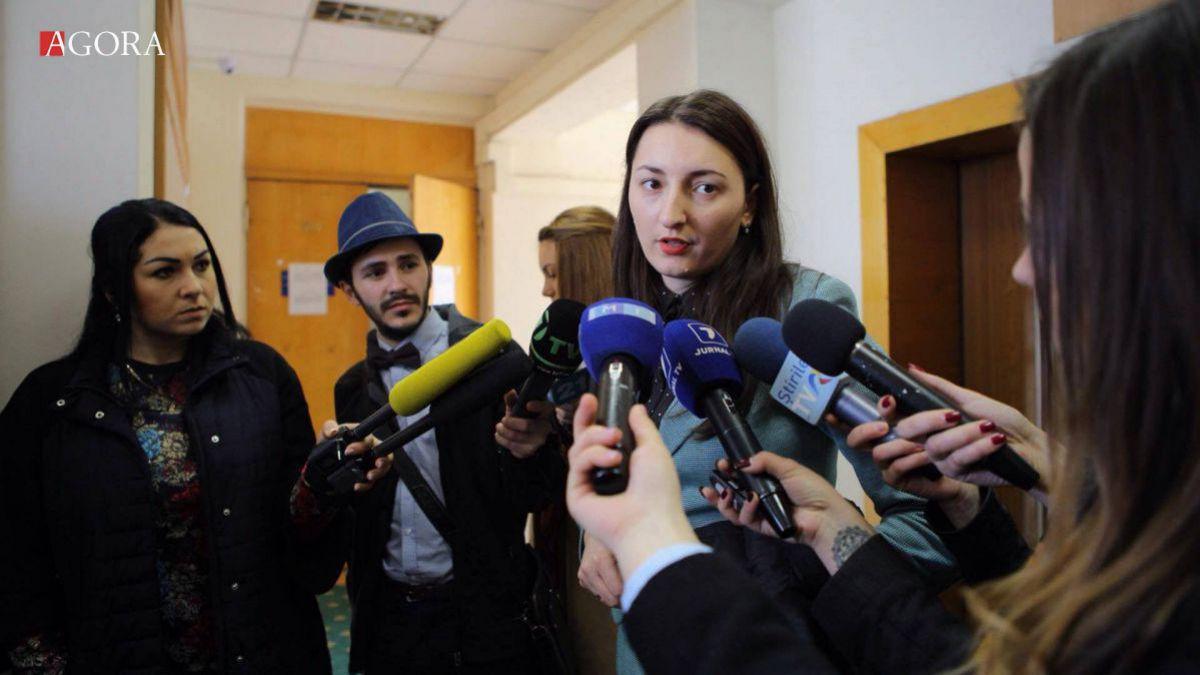 Adriana Bețișor a demisionat